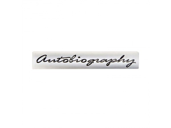 Autobiography Range Rover - Name Plate (LR043918)