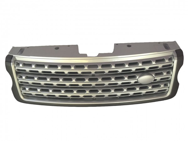 GRILLE SILVER - LAND ROVER (LR055881)