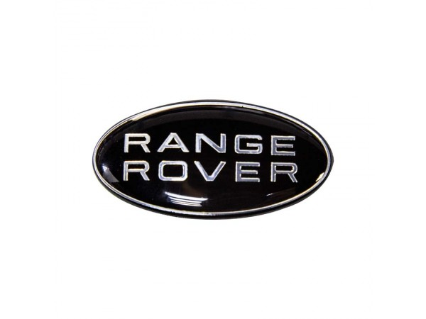 Range Rover Badge Emblem (Oval - DAG500160)