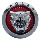 Jaguar Ornament - Grille Badge Red (C2D45429-Big / C2P25690-Small)