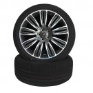 22 INCH RANGE ROVER VOGUE RIMS