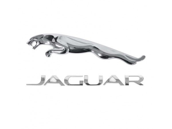 Jaguar Ornament Rear Badge with Letters (T4N7586)