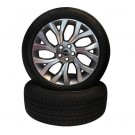 21 INCH RANGE ROVER VOGUE RIMS